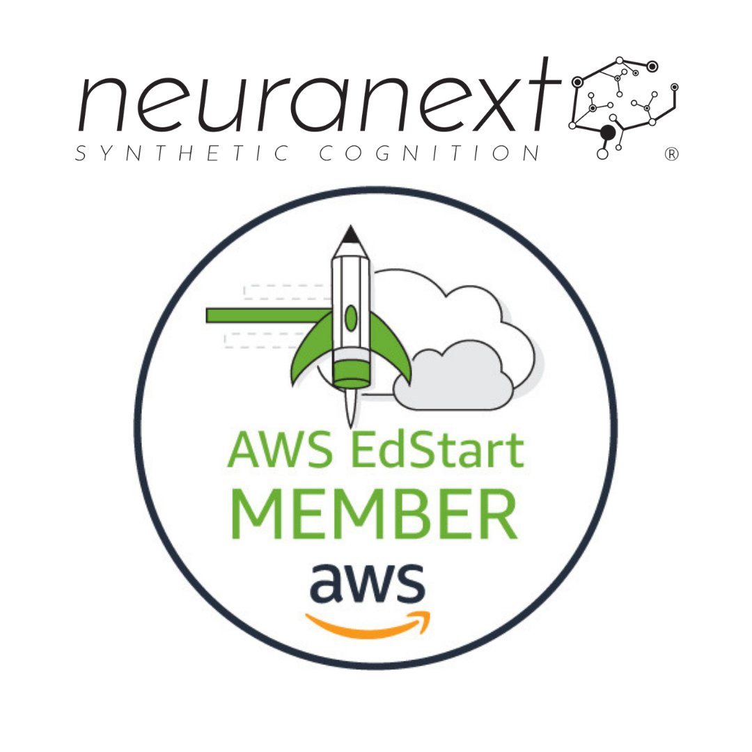 Neuranext joins Amazon's AWS EdStart program.