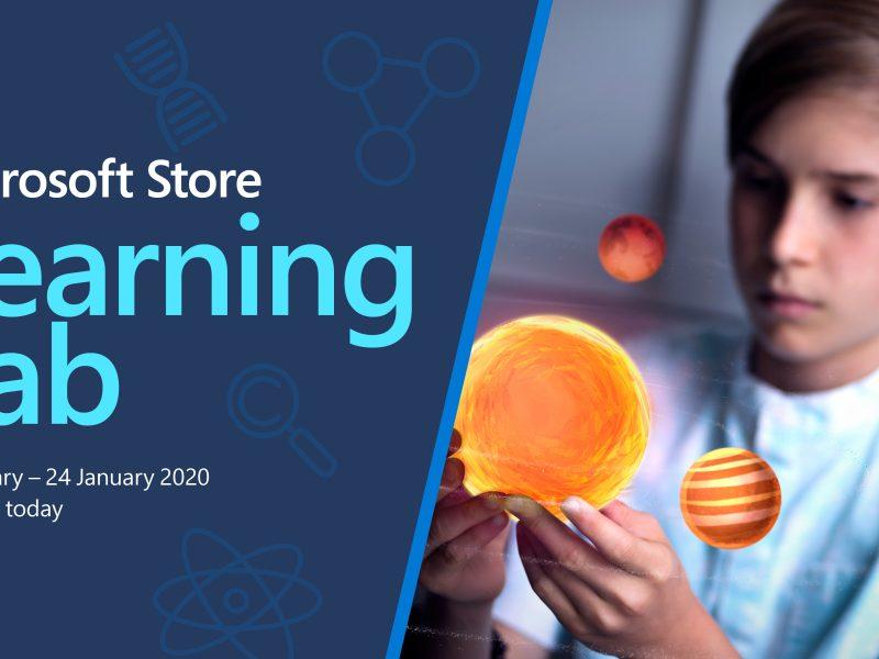 Microsoft Store Sydney hosts Neuranext A.I. programs.